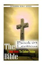 The Bible Douay-Rheims, the Challoner Revision - Book 03 Leviticus