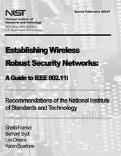 Establishing Wireless Robust Security Networks