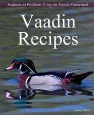 Vaadin Recipes:  The Lighthouse Company