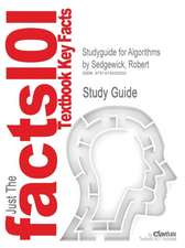 Studyguide for Algorithms by Sedgewick, Robert, ISBN 9780321573513:  Early Transcendentals by Stewart, James, ISBN 9781133112280