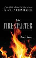 The Firestarter:  A Practical Guide to Building Your Bridge to Success Using the 12 Jewels of Success