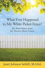 What Ever Happened to My White Picket Fence?