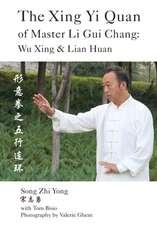 The Xing Yi Quan of Master Li GUI Chang