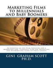 Marketing Films to Millennials and Baby Boomers