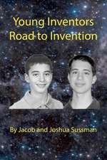Young Inventor's Road to Inventions