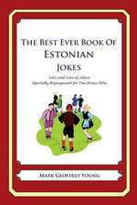 The Best Ever Book of Estonian Jokes