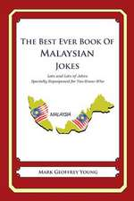 The Best Ever Book of Malaysian Jokes