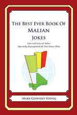 The Best Ever Book of Malian Jokes
