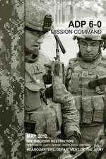 Mission Command (Adp 6-0)