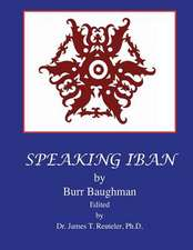 Speaking Iban