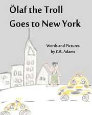 Olaf the Troll Goes to New York