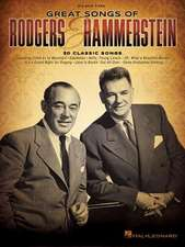Great Songs of Rodgers & Hammerstein
