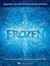 Frozen: Ukulele: Music from the Motion Picture Soundtrack