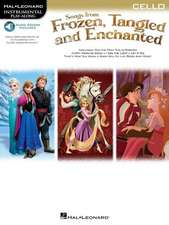 Songs from Frozen, Tangled and Enchanted: Cello