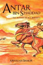 Antar Bin Shaddad