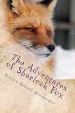 The Adventures of Sherlock Fox