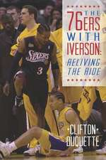 The 76ers with Iverson