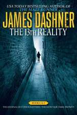 The 13th Reality Books 1 & 2:  The Journal of Curious Letters; The Hunt for Dark Infinity