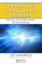 Bursting the Big Data Bubble