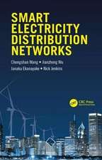 Smart Electricity Distribution Networks