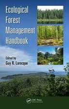 Ecological Forest Management Handbook