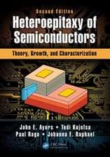 Heteroepitaxy of Semiconductors