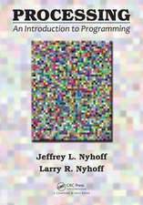 Processing:  An Introduction to Programming