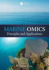 Marine Omics:  Principles and Applications