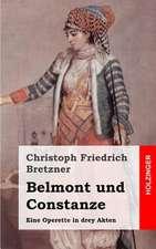 Belmont Und Constanze