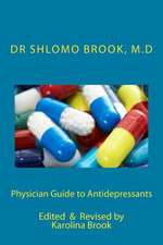 Physician Guide to Antidepressants
