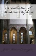 A Bible Study of Revelation Chapter 11