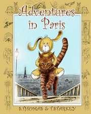 Adventures in Paris