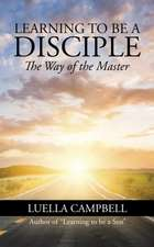 Learning to be a Disciple