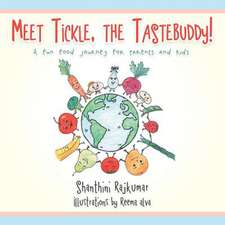Meet Tickle, the Tastebuddy!