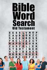 Bible Word Search - Old Testament