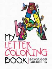 My Letter Coloring Book