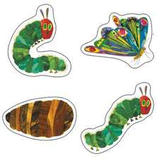 The Very Hungry Caterpillar(tm) 45th Anniversary Cut-Outs
