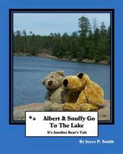 Albert and Snuffy Go to the Lake