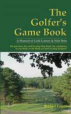 The Golfer's Game Book