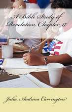 A Bible Study of Revelation Chapter 17