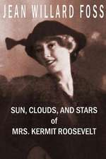 Sun, Clouds, and Stars of Mrs. Kermit Roosevelt