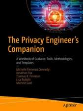 The Privacy Engineer's Companion