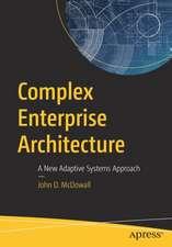 Complex Enterprise Architecture