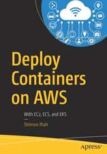 Deploy Containers on AWS
