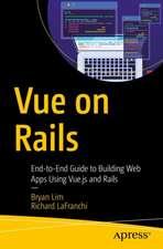 Vue on Rails