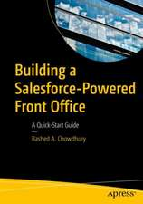 Building a Salesforce-Powered Front Office