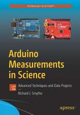 Arduino Measurements in Science