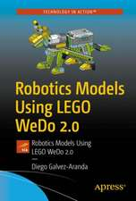 Robotics Models Using LEGO WeDo 2.0