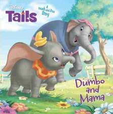 Disney Tails Dumbo and Mama