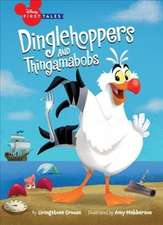 Disney First Tales The Little Mermaid: Dinglehoppers and Thingamabobs